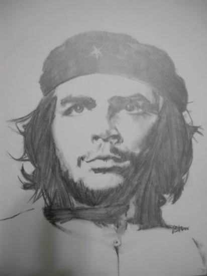 Che Guevara by JasonRaysor